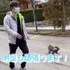 2021.3.6 【愛犬の社交性】 兄に匹敵する位のお気に入りの膝を見つけたEmma‼️動きません❗️ Uno1ワンチャンネル宇野樹より
