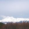 御嶽山(御岳山)の絶景撮影37・2020年4月12日②(雪景)