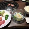 【じゃんじゃん亭】黒毛和牛カルビ【焼き肉ランチ】