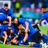 ロカテッリ2発、インモービレ弾でイタリア代表、決勝トーナメント決める!