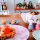 【ひなまつりごはんレシピ(子ども3歳)】 「お手軽2段寿司」ひな祭りお祝いごはん献立例