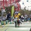 幼児をランバイクのレースに出してみて