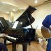 弾き語りギターオヤジとイケメン・ピアノマンのコラボライブ開催決定!
