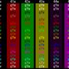 コマンドプロンプトのカラースキーム変更