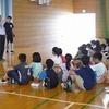5年生:林間学習事前指導&ファイヤーダンスの練習 事前準備はばっちりでしたが…