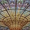 圧巻のステンドグラス‼︎カタルーニャ音楽堂 Palau de la Música Catalana