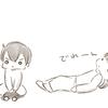 しおちゃんこさんの優しさ【4コマ漫画】