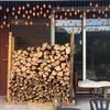 薪ストーブ原生代22 薪棚の整理をしよう