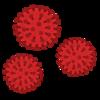 COVID-19症状のない人からのSARS-CoV-2感染