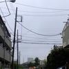 作曲工房 定点観察 2016-09-20(火)台風第16号(マラカス)温帯低気圧に