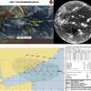 【台風情報】インド洋には台風の卵が(LUBAN)が存在!台風26号となって日本への接近はある!?米軍の進路予想では『越境台風』とはならない見込み!!