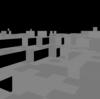 【Three.js】perlin-noiseを用いてなだらかな地形を生成する
