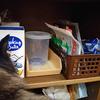 食器棚の整理(4) 考えがまとまらない