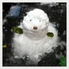今日は雪あそび!