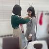 西田が山﨑に服を脱がされてるぅ!