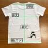 超簡単 T-シャツの採寸方法 & 表記読み方