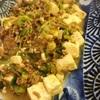 子供も食べられる辛くない麻婆豆腐〜おまけ:ハイチーズ!