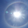 自然現象その1「太陽環」