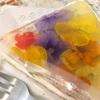 【2018.12.15】お花のレアチーズケーキ@ごちゃまぜCafeメム!・「博物館巡り」カテゴリー!