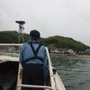 小佐木島でロケット発射!