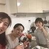 やどり木女子会部、第一回ホームパーティ!