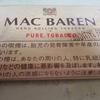 手巻き用たばこ葉(シャグ) MACBAREN(マックバーレーン)ピュア の感想