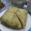 ベトナムの鏡餅的存在、ハノイは「バインチュン(bánh chưng)」ホーチミンは「バインテット(Bánh tét)」を旧正月から飽きるほど食べる