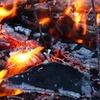 心の疲れを感じるから冬の野原で焚き火しながら酒飲みたい