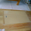 床張り1−3(フローリング無垢材と掘りコタツ例)