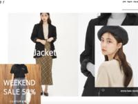AIN Daily Monday 日本通販 韓国の大学生に人気のファッションブランド