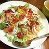 チキンオーバーライスは肉無し、ニンニク無し、白飯でもウマい