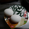 【日常ネタ】カップ麺にタマゴをいれる人あるある。