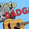 """ギターチューニング""""DADGAD""""基礎知識【チューニングの方法】"""