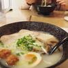 ●戸田市「麺屋 一気」でがっつりラーメンランチ&セルフジェルネイル