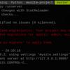 初めてのDjango 4 - Database と Migration