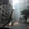 マニラに台風が直撃するらしい。