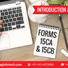 Forms 15CA & 15CB: Introduction & Significance Under TDS