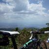 自転車峠:六甲山で疲労困憊です。