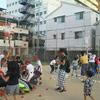 日東地域の「日東逢下の夏祭り」