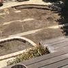 汚庭改造 4. 二つ目の花壇の途中です