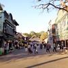 【おすすめポイント2】小金井の江戸東京たてもの園 【レンタサイクル6】スイクル沿い