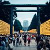 みたままつりに行ってきました@東京都靖国神社