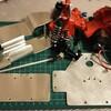 オリジナルRCカーを作ろう⑧シャーシ組み立て