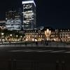 東京駅丸の内口赤レンガ駅舎