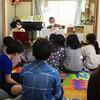 熊本県民テレビの本橋アナに来ていただきました