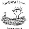 孵化して3日目のカワラヒワのヒナは、アインシュタインな感じかも