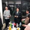 【毎月第4水曜定期】たべおか! 今回は、岡崎市長も立ち寄ってくださいました(偶然!たまたま!!