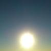 2016年12月8日(木)今朝の空