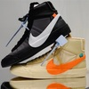 "【9月15日/22日(土)発売】スニーカー抽選情報  ""OFF-WHITE×NIKE BLAZER MID/ALL HALLOWS EVE/GRIM REEPERS"" AA3832-700/AA3832-001"