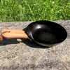 ユニフレームの「ちびパン」がキャンプで持ち歩くのに丁度良いサイズ! 【もう一品欲しい時にも役に立つ!】